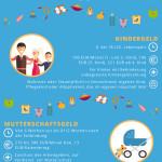 Infografik: Elterngeld, Kindergeld, Mutterschaftsgeld, Kinderzuschlag in der Übersicht